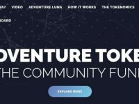 Altcoin Buzz: Everything You Need To Know About the Adventure Token and the LUNA Fund