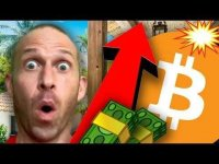 Crypto Love: INSANELY BULLISH BITCOIN PATTERN BREAKING NOW!!! MASSIVE BTC BREAKOUT INCOMING!!! [my EXACT trade..]