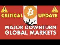 iTradeCrypto: THIS COULD SABOTAGE #BITCOIN's TREND!!! | GLOBAL MARKET CORRELATION | IMPORTANT UPDATE