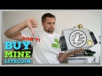 VoskCoin: 5 Reasons Why You Should NEVER Mine or Buy Litecoin LTC | Litecoin Mining Profitability