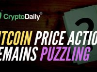 cryptodaily.co.uk: Bitcoin (BTC) Price Action Remains Puzzling