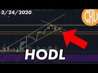 CryptosRUs: HODL POINT - Bitcoin and Cryptocurrency News 2/25/2020