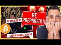 CNBC Crypto Trader: BITCOIN IS WILDLY UNDERVALUED BUT THE BRUTAL 'DEATH CROSS' FUD & CHINA BAN ARE HERE- BE PREPARED!