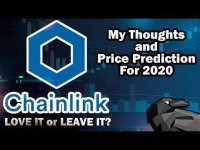 Crypto Crow: ChainLink Price Prediction 2020 - Love It Or Leave It?
