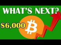 CryptosRUs: HUGE Bitcoin Rally - Is $6000 Next? | Live Bitcoin and Cryptocurrency News