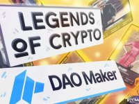 BTCManager: LegendsOfCrypto (LOC) To Hold Its Strong Holder Offering On DAOMaker