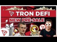 VoskCoin: New Token Pre-Sales are Launching on Tron instead of Ethereum