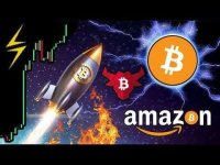Crypto Zombie: Bitcoin SMASHES Resistance!!! Next Stop $6k?!? ? Amazon Lightning Network Payments!