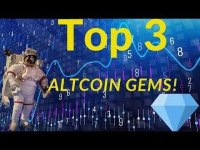 Cryptobud: Top 3 ALTCOIN GEMS FOR MARCH!