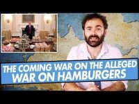 Some More News: The Coming War On The Alleged War On Hamburgers - SOME MORE NEWS