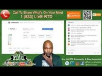 Rethinking The Dollar: RTD Live Talk w/ Mike: 'What Cryptos Are You Keeping An Eye On?' (#Detroit's #1 Talk Show)