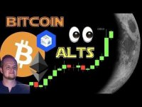 iTradeCrypto: #BITCOIN HEADED FOR $13,800?!?! | RETURN OF THE ALTS!!! $ETH $LINK