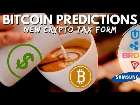 Altcoin Buzz: BTC Price Prediction | Crypto Taxes | Ripple XRP Partners Bread Wallet | Tron Samsung? Bitcoin News