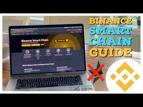 VoskCoin: Binance Smart Chain Overview & BSC Wallet Tutorial