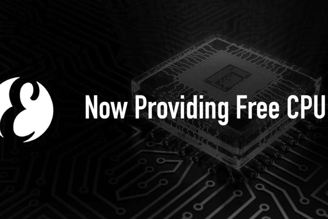 The Cryptonomist: Free CPU provided by Everipedia