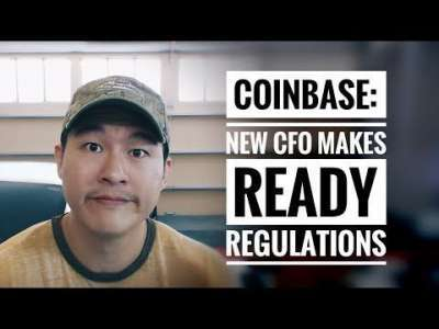Decentralized TV: Coinbase Expands Executive Team with Ex-Wallstreet CFO! - Hot Crypto Days Comin!
