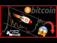 Crypto Love: Anyone Else See This?!? IMMINENT BITCOIN PRICE CRASH???