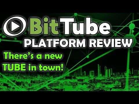 Goose-Tech: Bit.Tube Review - A Crypto Version of YouTube?  Hmm...