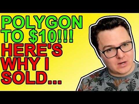 The Crypto Lark: Ethereum's Polygon Exploding! $10 Matic Price Not Crazy!