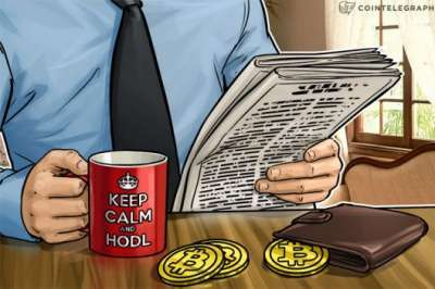 CoinTelegraph: Bitcoin's 2 Month Low - Sign of the Time