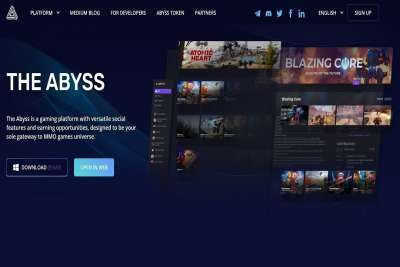 The Cryptonomist: The Abyss announces a partnership with Epic Games