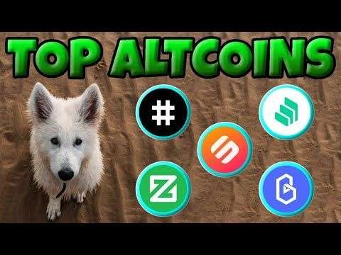 Crypto Love: TOP ALTCOINS THIS WEEK - Sept 16-22, 2020!!!