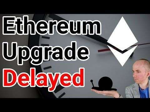 The Cryptoverse: Ethereum Upgrade Delayed Until January At The Earliest