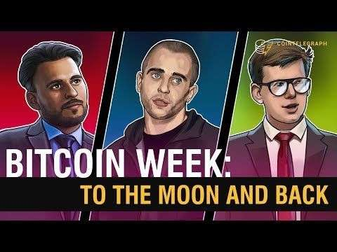 Cointelegraph: Bitcoin Week: to the Moon and Back