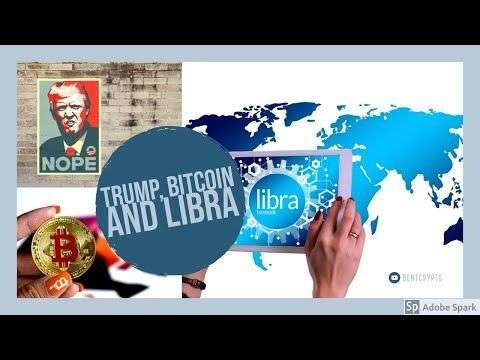 Majicman Crypto: Donald Trump, Bitcoin and Facebook Libra