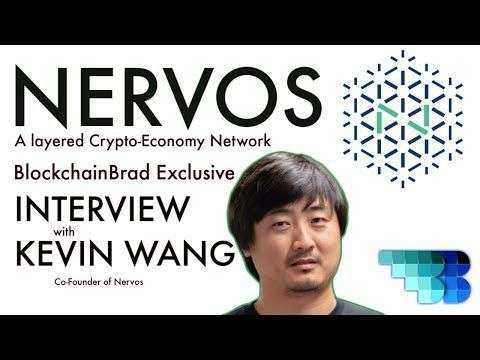 BlockchainBrad: NERVOS | BlockchainBrad Interview | NEW Crypto Economy | SOV Smart Contract Blockchain Platform