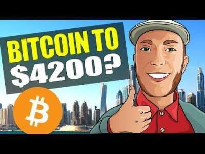 SkrillaKing: Is Bitcoin About To Jump To $4200?? Is JP Morgan Affecting BTC Price?