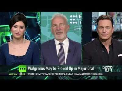 Peter Schiff: Trump losing trade war with China