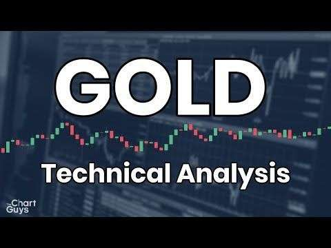 TheChartGuys: GOLD Technical Analysis Chart 05/23/2019 by ChartGuys.com