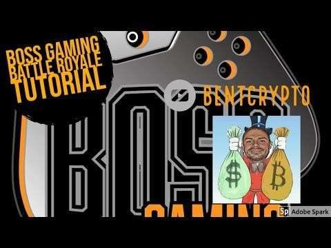 Majicman Crypto: Boss Gaming Battle Royale Gameplay Tutorial