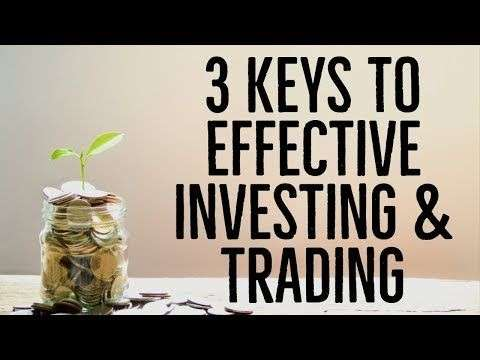 Chris Dunn: 3 Keys To Effective Investing & Trading