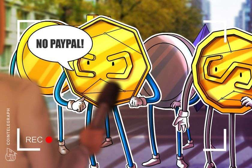 CoinTelegraph: Not everyone in the crypto industry is thrilled about PayPal's recent news
