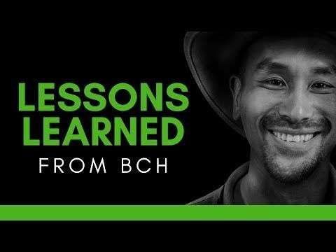 Off Chain with Jimmy Song: Lessons Learned from BCH