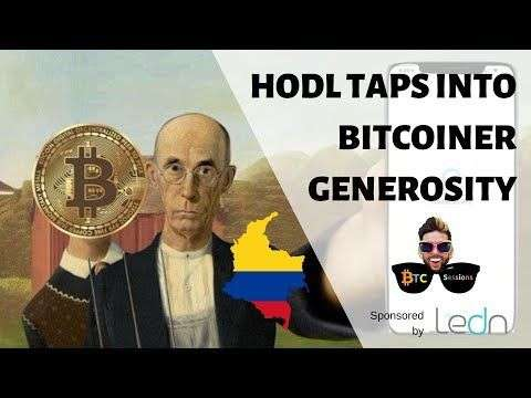 BTC Sessions: Bitcoiners Gift 1BTC To Colombian | Purse Shuts Down | $25M DeFi Hack