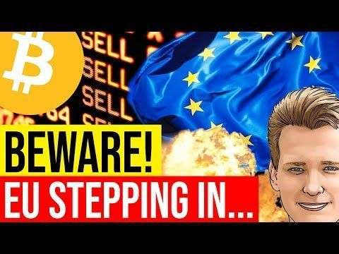 Ivan on Tech: EU TANKING BITCOIN? Programmer explains.