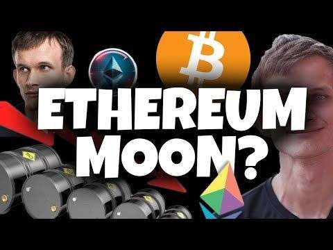Crypto Love: ETHEREUM TO MOON PRE-HALVING? Oil to ZERO, Bitcoin Too???