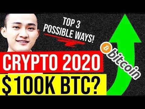 Ivan on Tech: $100,000 BITCOIN POSSIBLE 2020? Programmer explains