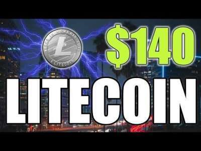 Crypto Capital Venture: LITECOIN AT $140 RESISTANCE - LTC PRICE UPDATE UNDER 5 MINUTES!