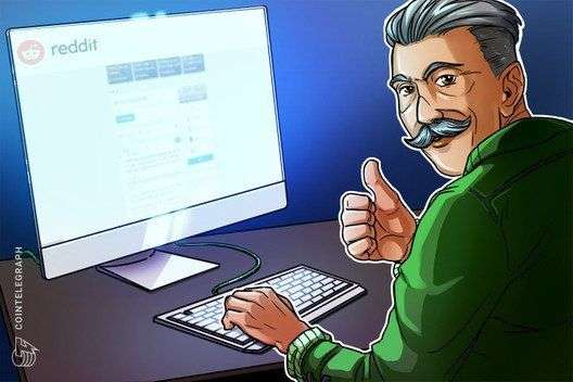 CoinTelegraph: Reddit's New Blockchain Community Points Can Be Controlled 'Just Like Bitcoin'