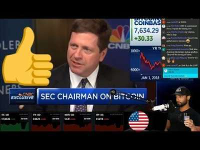 Crypt0: SEC Chair: BTC Is NOT A Security / Billionaire's Favorite Coins / Free BAT Token Promo / More!