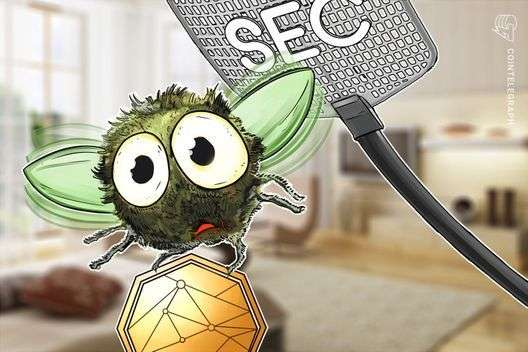 CoinTelegraph: US SEC Suspends Securities Trading of Nevada-Based Firm for False Crypto Claims