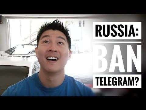 Decentralized TV: Mother Russia Will Ban Telegram? - No Crypto For You!