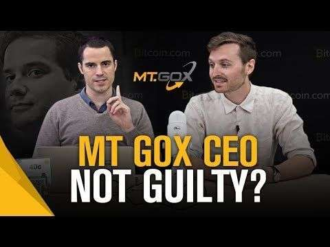 Bitcoin.com: Mt. Gox CEO Mark Karpeles Found Not Guilty of Embezzlement | Roger Ver and Corbin Fraser