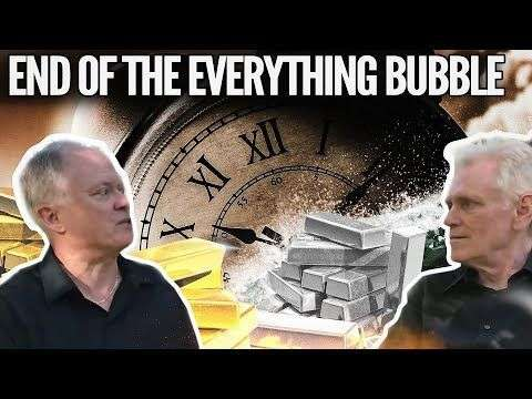 GoldSilver (w/ Mike Maloney): End of the Everything Bubble - Mike Maloney & Chris Martenson (Part 1 of 3)