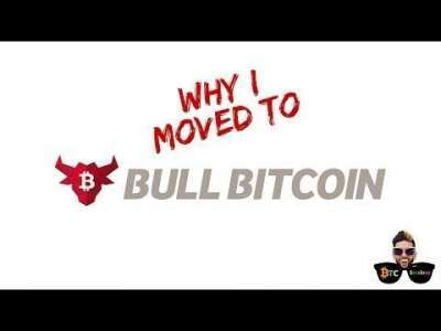 BTC Sessions: Bull Bitcoin - My Big Career Move