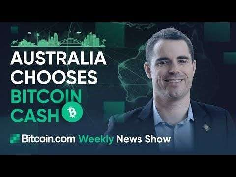Bitcoin.com: 92% of Australia's Crypto Retail Volume is in BCH, Students in China Want to Work in Crypto